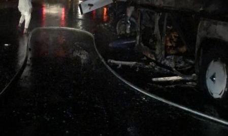حادثه هولناک برای اتوبوس حجاج در مدینه؛ ۳۵ نفر کشته شدند