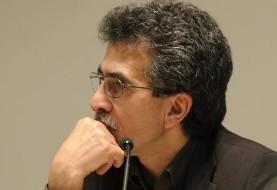 کتابخوانی توسط عباس معروفی در جشنواره تیرگان