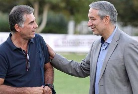 Queiroz contract to be renewed at $2.5 million