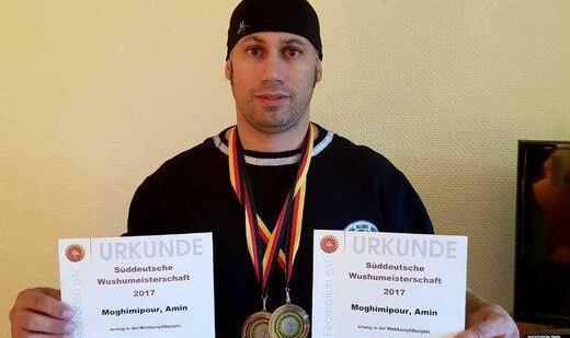 کرونا جانِ قهرمان ووشوی ایران و دارنده ۱۶مدال و عنوان قهرمانی را در ۳۶ سالگی گرفت