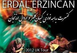 Kayhan Kalhor & Erdal Erzincan, Passionate Poems of Rumi