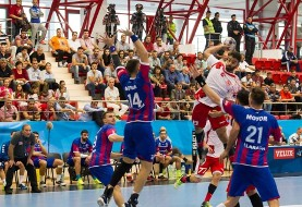 Esteki becomes the first ever Iranian Top Scorer in a European Handball League
