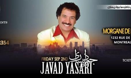 Javad Yasari Live In Montreal