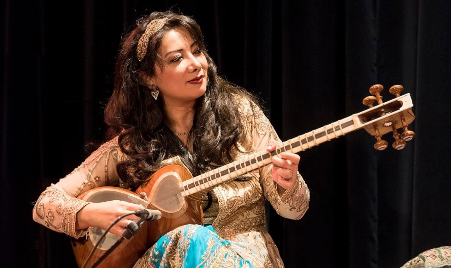 Sahba Motallebi, Award-winning Virtuoso of the Tar and Setar