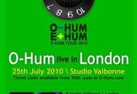 Shahram and Shahrokh Performing O-Hum's latest album