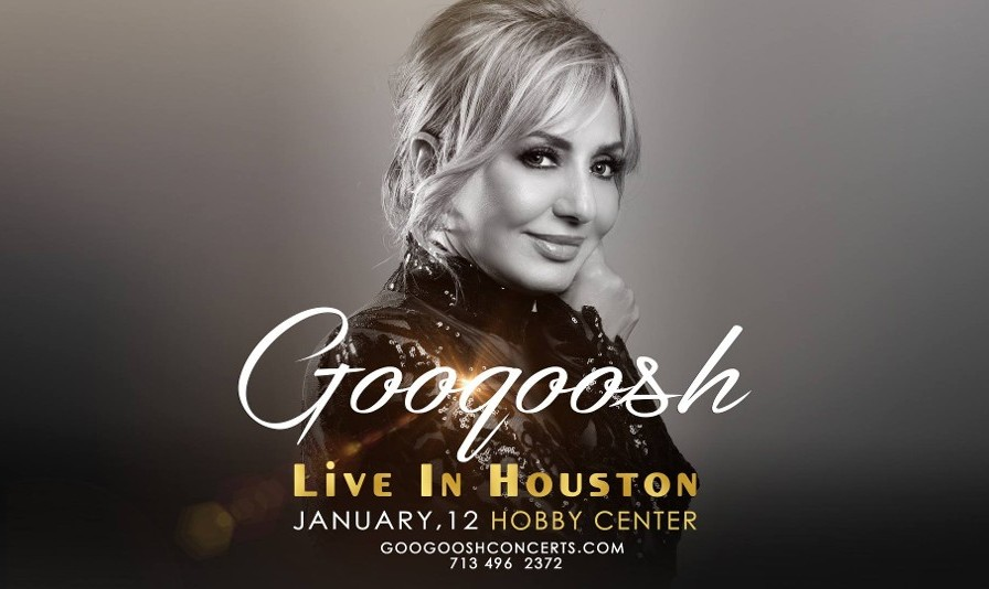 Googoosh Live in Houston