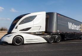 بمب الکتریکی تسلا: کامیون تمام الکتریک با قابلیت هدایت نیمهخودکار و شارژ خورشیدی؟