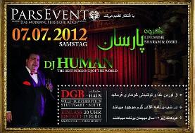 کنسرت شهرام و امید در اشتوتگارت