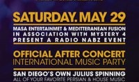 INTERNATIONAL RHYTHMS: Exotic Memorial Weekend Party
