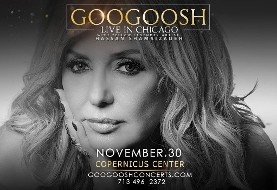 Googoosh Live in Chicago