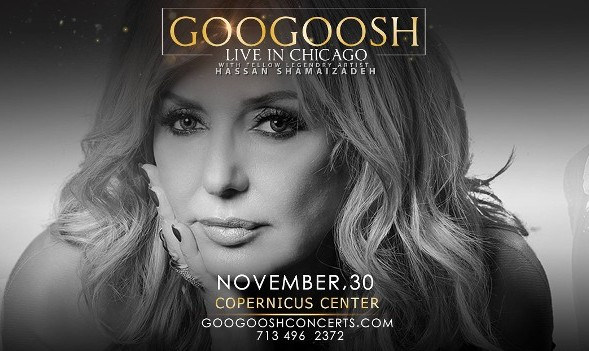 Googoosh Live in Chicago