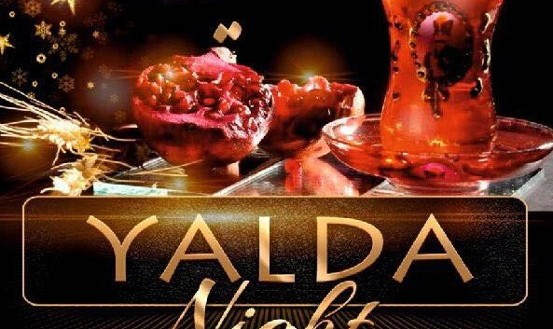 Yalda Night Party with Ajil (Nuts), Fruits and Dance Music
