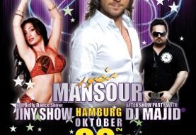 کنسرت منصور در هامبورگ