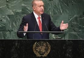 اقدام عجیب اردوغان درمورد مولانا در سازمان ملل