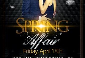 Spring Affair Persian Party