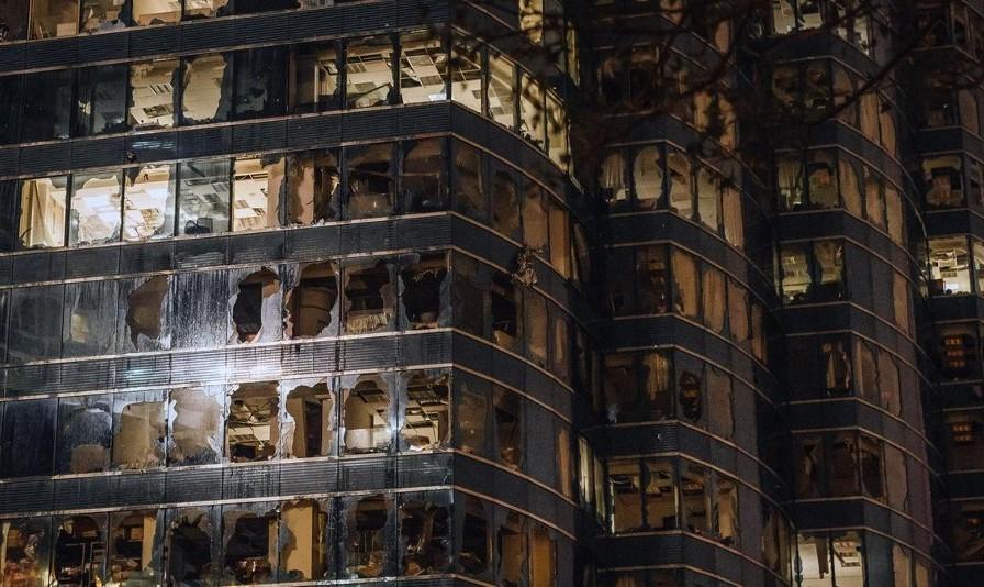 گرمایش زمین به چین هم لطمه زد: شدیدترین طوفان سال به چین و هنگ کنگ رسید؛ ۲.۵ میلیون نفر مجبور به تخلیه خانه ها شدند