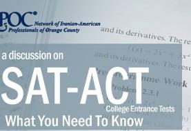 نکات و شگرد موفقیت در امتحانهای ورودی دانشگاه در آمریکا