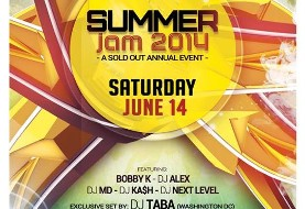 SUMMER Jam ۲۰۱۴ with Persian DJs