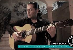 Amin Safari - Musical Performance