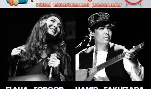 Elaha Soror and Hamid Sakhizadah Concert