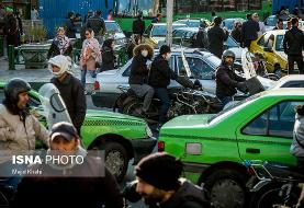 Health Ministry: Coronavirus spread and today's traffic in Tehran worrisome