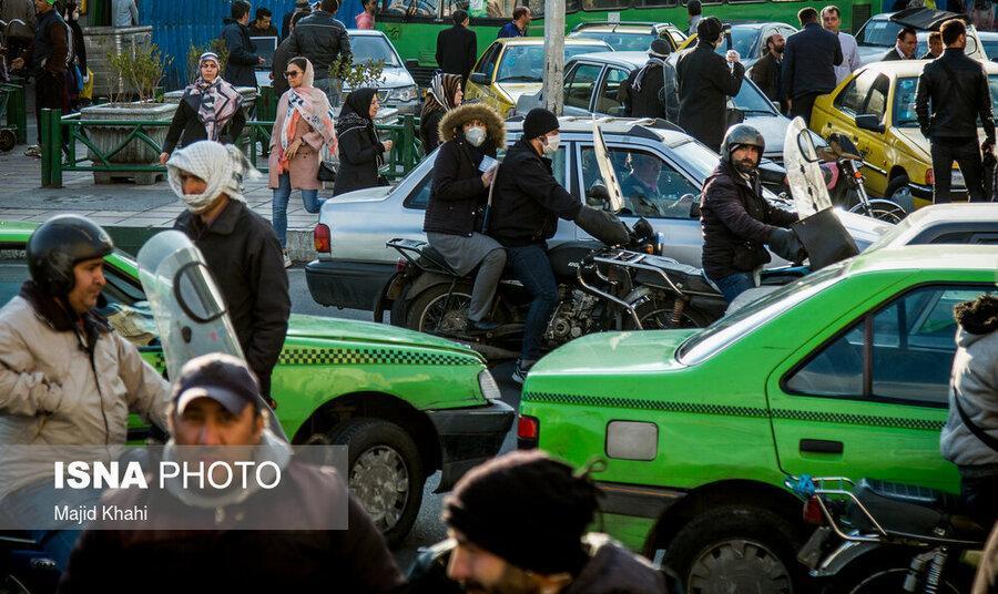 معاون وزارت بهداشت: وضعیت کرونا در تهران و ترافیک امروز ما را نگران کرد
