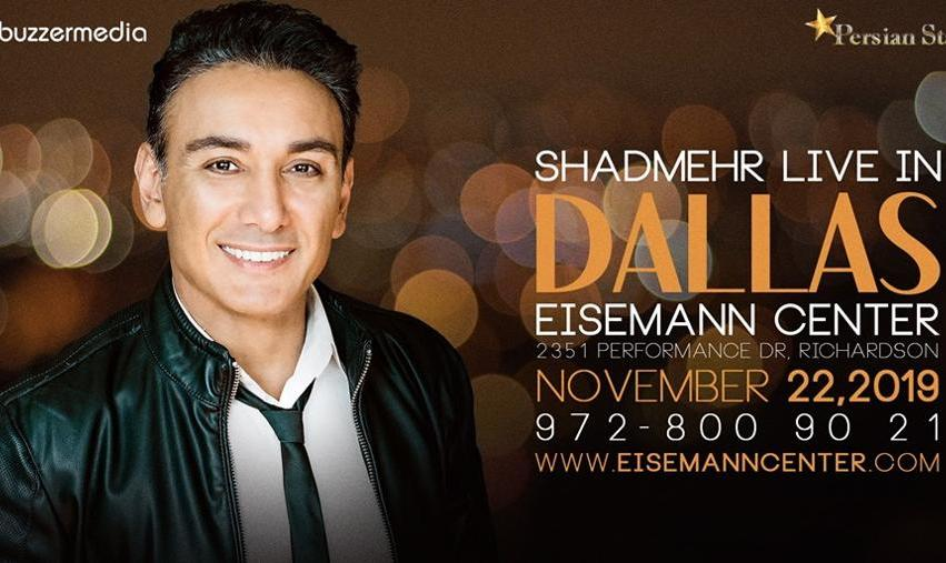 Shadmehr Live in Dallas