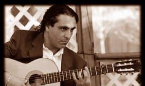 گیتار فلامنکوی مهران جلیلی و رقص مایا تاتیانا