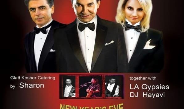 New Year's Eve Gala with Faramarz Assef, Helen and Bahman