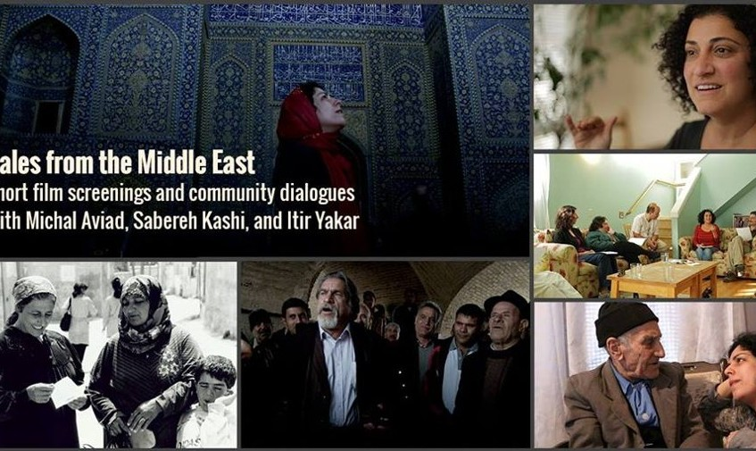 Tales from the Middle East: short Film Screening