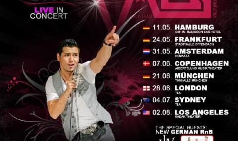 Live in Concert: Valy in World Tour