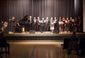 Musikgruppe Sahar: Iranischer Konzertabend in Stuttgart