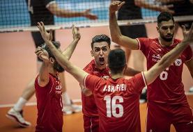 ایران پیش به سوی شیکاگو: ایران با شکست مقتدرانه استرالیا  نخستین تیم فینالیست لیگ ملتهای والیبال شد
