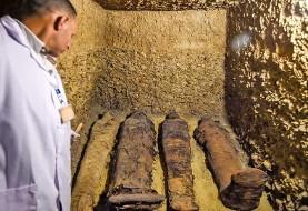 کشف ۵۰ مومیایی دو هزار ساله از دوران مصر باستان