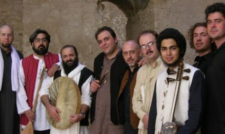 Nour Ensemble - Concert in MOISSAC