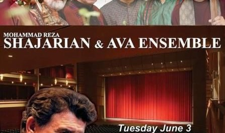 Shajarian Concert in Houston