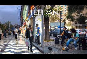Candid Hidden Camera: Nowruz Evening Stroll in Tehran, Gisha, ValiAsr, Enghelab and Moniriyeh