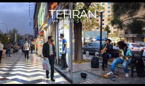 Candid Hidden Camera: Nowruz Evening Stroll in Tehran, Gisha, ...