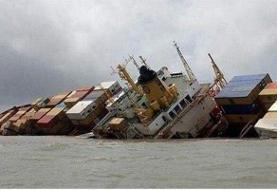 یک کشتی باری ایران در آبهای سرزمینی عراق غرق شد: ۲ نفر کشته شدند