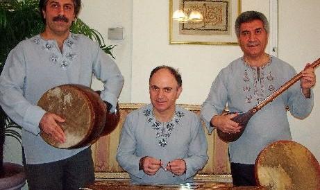 Saba Ensemble Celebrating Nowruz 1388