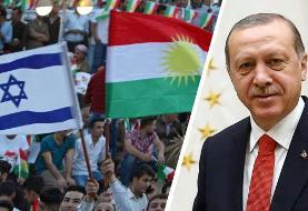 اعلام آمادگی نتانیاهو برای کمک به کردهای سوریه همزمان با گاوبندی رفیق وی ترامپ با ترکها و روس ها