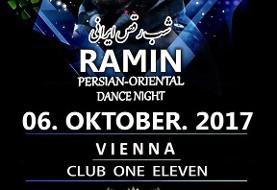 Iranian Dance Night with Ramin