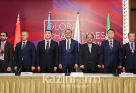 توافقنامه سه ساله تجارت آزاد بین ایران و اتحادیه اوراسیا: روسیه، ارمنستان ، بلاروس، قزاقستان و قرقیزستان