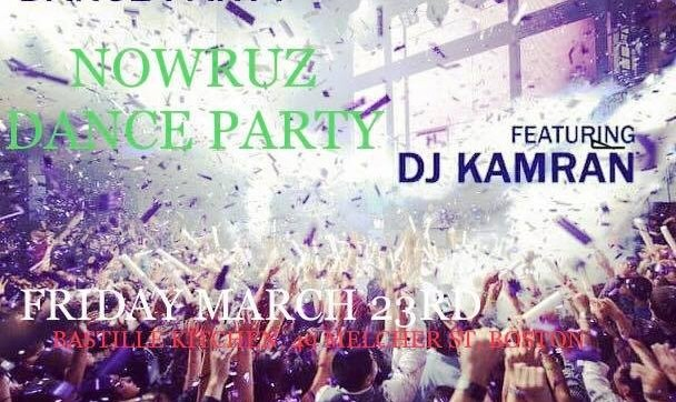 Nowruz Dance Party