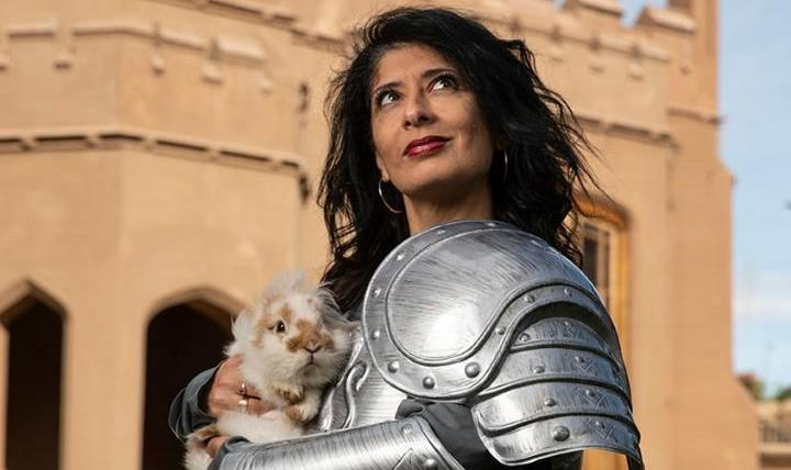 Shappi Khorsandi: Skittish Warrior, Confessions of a Club Comic
