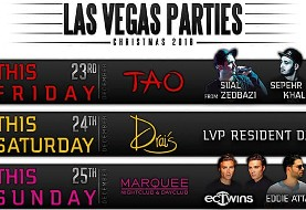 LAS VEGAS Persian Christmas Parties