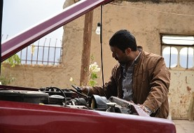 عکس و جزییات مکانیکی حامد بهداد در «قصر شیرین»