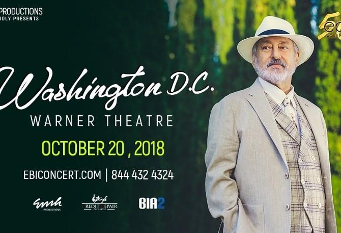 Ebi, Live in Washington, DC