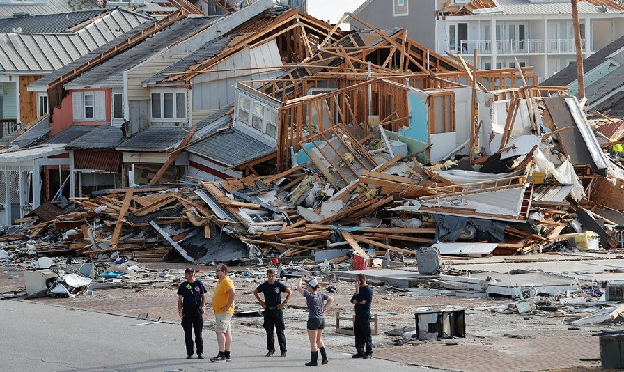 Seven Months After The Hurricane: Americans, Many Trump ...