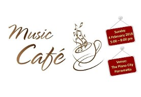 ۱۰th Music Cafe